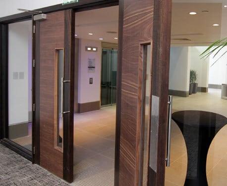 Bespoke Fire Doors from UK Manufacturer Enfield Doors