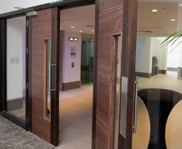 Who is responsible for fire safety in tower blocks? & Bespoke Fire Doors from UK Manufacturer Enfield Doors